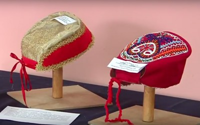 Многоцветное Прикамье - праздник национального костюма в Кудымкаре